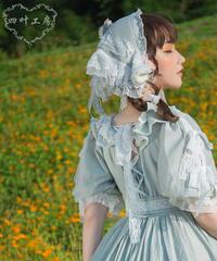 「Pastoral in the Cloud」バブーシュカ ※お洋服と合わせ買いの方のみ※【6/20まで】