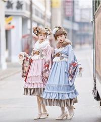 「林檎姫」ショートジャンパースカート【2/8まで】
