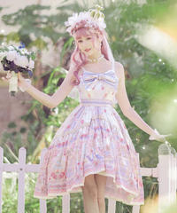 「Eternal Love Song」ジャンパースカート【9/27まで】