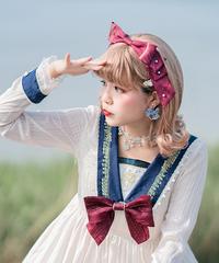 「ルセーヌの詩」カチューシャ ※お洋服と合わせ買いの方のみ※【7/14まで】