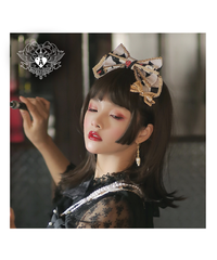 「Magic Show」リボンカチューシャ【3/12まで】