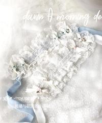 「アリスのアフタヌーンガーデン」ヘッドドレス(再販)【3/28まで】