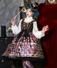 「Magic Show」切替ジャンパースカート【2/25まで】