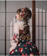 「林檎姫」帯&リボンセット【2/8まで】