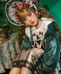 「Doll's Family」ボンネット ※お洋服と合わせ買いの方のみ※【12/12まで】