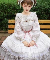 「アリスのアフタヌーンガーデン」ジャンパースカート※GIRLISM特別予約※【12/27まで】