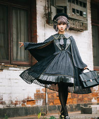 「おサボり少女」ジャンパースカート【9/21まで】