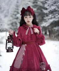「マッチ売りの少女」ワンピース【1/31まで】