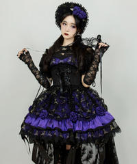 「悪魔」ジャンパースカートセット【10/17まで】