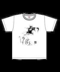 Tシャツ ドライメッシュ龍虎