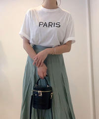 LOGOオーバーサイズTシャツ