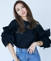 Classy Standout Frill TOP