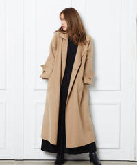 Wool light tailoring coat