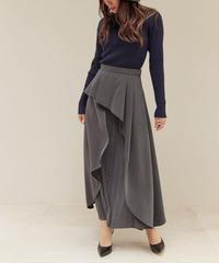 Draping Combi Skirt