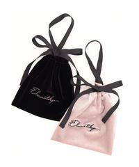 【POPUP LIMITED NOVELTY】ELENORE drawstring bag