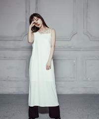 Design camisole OP / WHITE