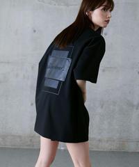 LOGO Mark TEE / BLACK