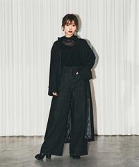 【UNISEX】 mode light coat