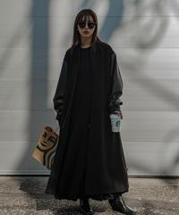 【UNISEX】Faux leather L/BZ sleeve Revival