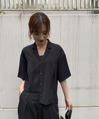 Asymmetry light shirts