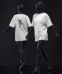 【unisex】 Stone pattern T-shirt