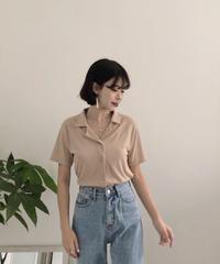 《予約販売》soft shirt