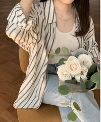 【予約販売】pinwheel shirt