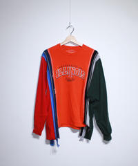 Rebuild by Needles:7 Cuts long sleeve Tee College   #11