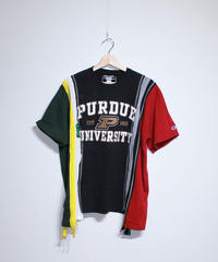 Rebuild by Needles:7 Cuts S/S Tee College WIDE #30