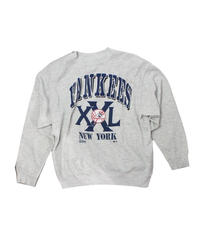 used:Newyork Yankees long sleeve sweat ② - size L