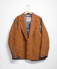 Rebuild by Needles:Tweed Jacket - Covered Jacket #2