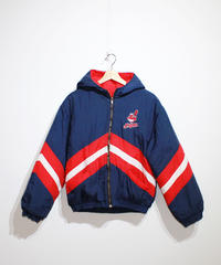 used:MIGHTY-MAC SPORTS Cleveland Indians Jacket