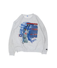 used:Los Angeles Dodgers HIDEO NOMO long sleeve sweat - L size #17
