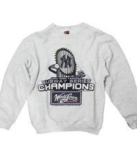 Newyork Yankees   vintage long sleeve sweat ① - size M