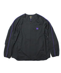 Needles RUN-UP JACKET - POLY SMOOTH  - Msize