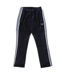 Needles NARROW TRACK PANT C/PE VELOUR - M size