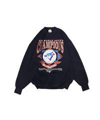 used:Toronto Blue Jays 92'CHAMPIONS long sleeve sweat
