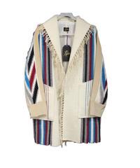 Needles  Shawl Collar Coat Ortega NATURAL   - M size