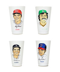 dead stock:MLB PLAYER CUP 7ELEVEN