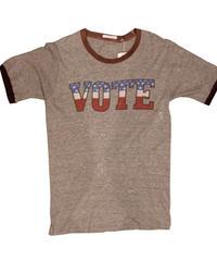 COPY CAT   -コピーキャット-  OLD SHORT SLEEVE TEE -VOTE