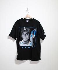 used:Los Angeles Dodgers HIDEO NOMO Tee #22