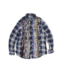 Rebuild by Needles Ribbon Flannel Shirt #14 - S size