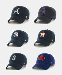 '47:CLEAN UP - TEAM LOGO CAP #6