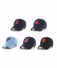 47brand CLEAN UP - TEAM LOGO CAP ⑤