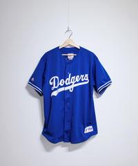 used:Majestic Los Angeles Dodgers #16 NOMO