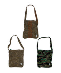 South2 West8:Book Bag-Printed Flannel / Camouflage