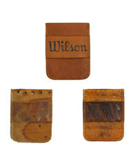 Mack Provisions:Vintage Baseball Glove Card Holder
