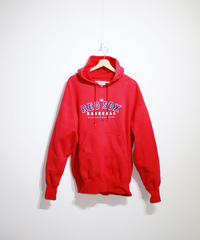 used:majestic Boston Red Sox Sweat Hoodie