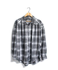 AiE :PAINTER SHIRT - SHADOW PLAID