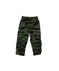 South2 West8:Army String Pant Printed Flannel Camouflage - Tigercamo